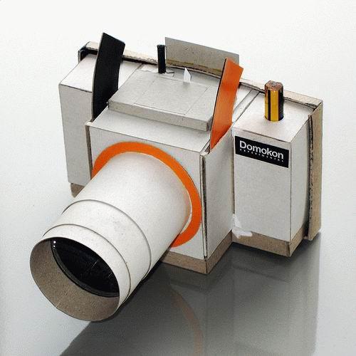 Как сделать фотоаппарат своими руками в домашних условиях 51
