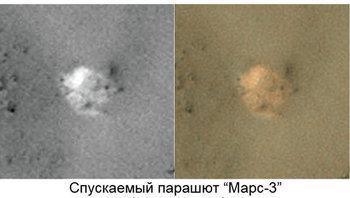 New NASA photos may be evidence of life under the ancient