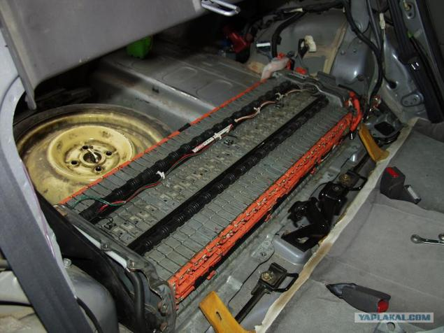 Ремонт аккумулятора автомобиля фото