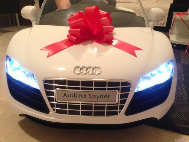 Подарок сыну на день рожденья 75