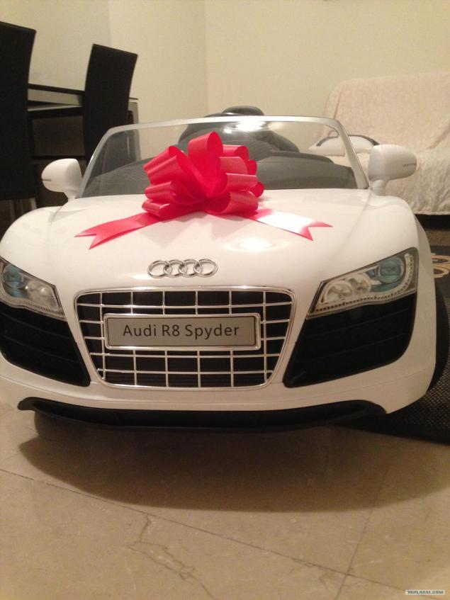 Подарок сыну на день рожденья 581