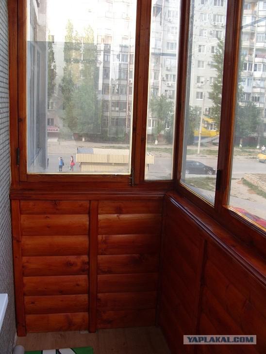 Косметический ремонт балкона. - страница 6 из 7.