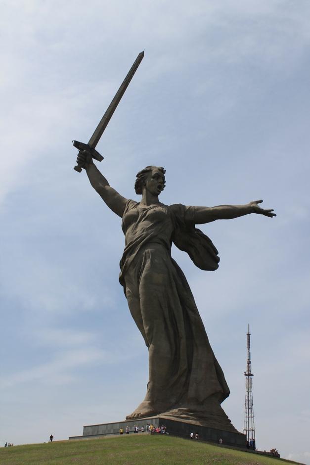 Картинка волгоград город герой