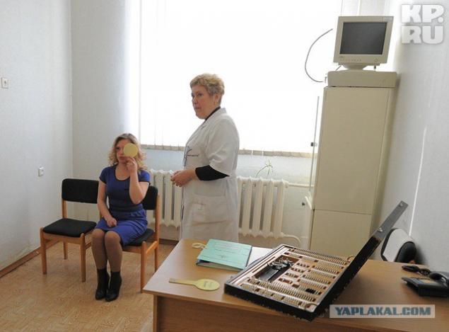 девушки на медкомиссии фото и видео