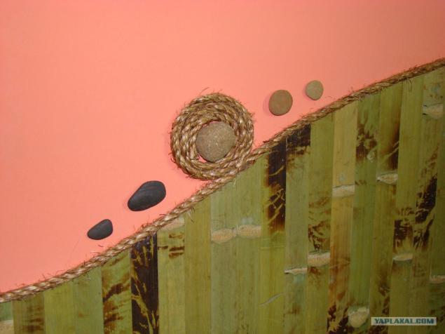 Из бамбукового полотна своими руками 86