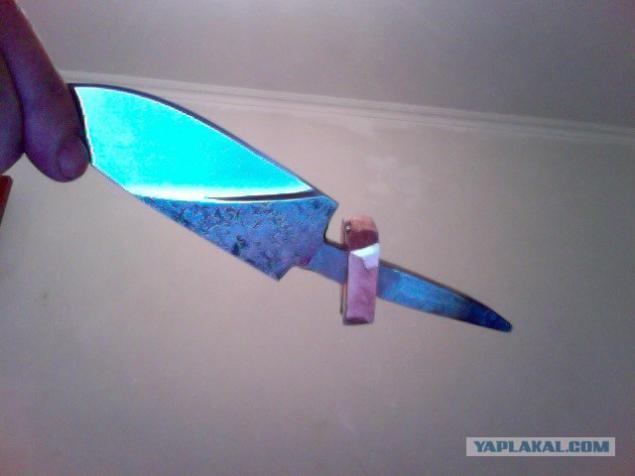 Больстер на нож своими руками фото