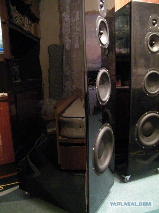 Изготовление полочная акустика своими руками