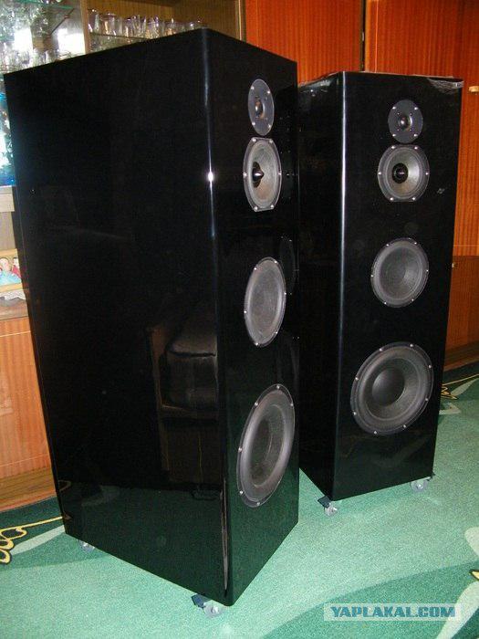 Гапоненко с.в акустические системы своими руками