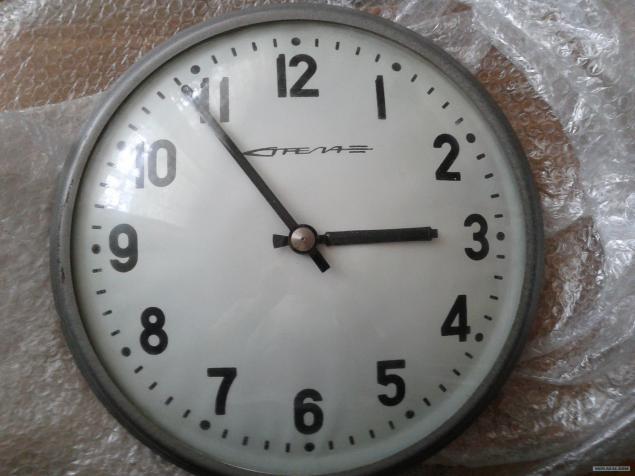 Фото часов как их сделать