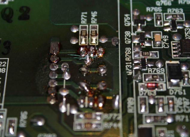 Ремонт мониторов своими руками нет подсветки 78