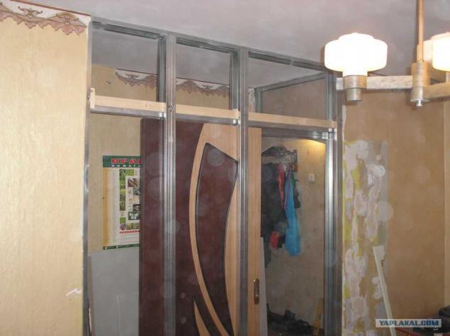 Как сделать двери купейные