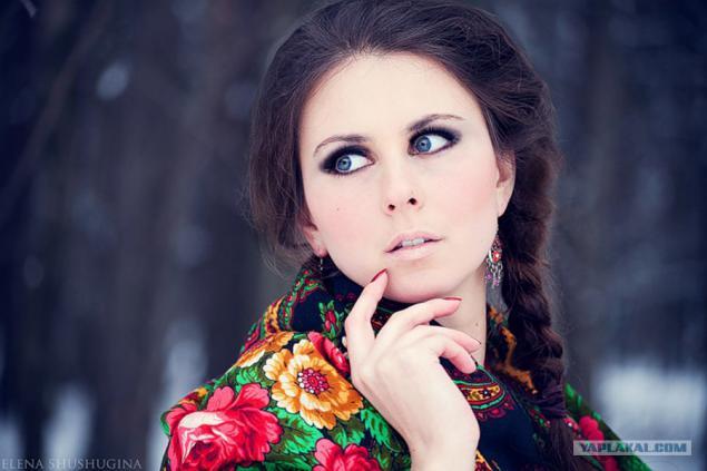 Фото русских женщин