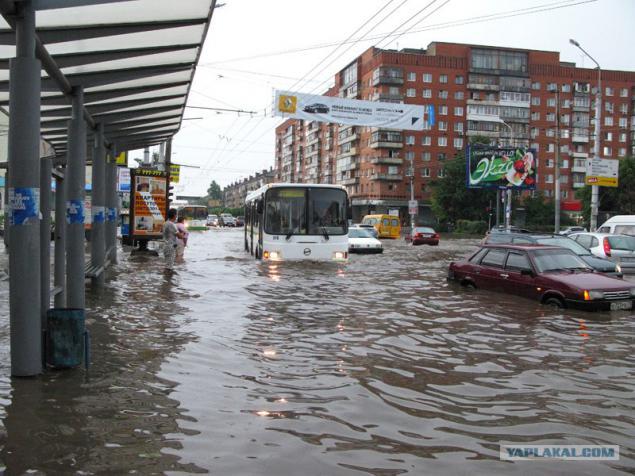 погода потоп в туле 2016 столовую