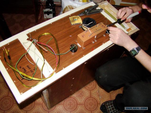 Сабвуфер своими руками для компьютера своими руками 32