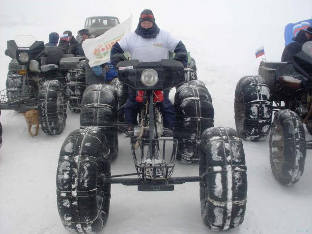 Мотоциклы Урал пермский #10