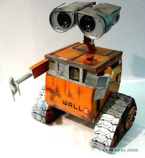 Как сделать робота своими руками в домашних условиях