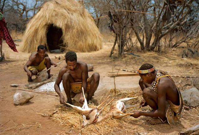 a history of the paleo indian tribe
