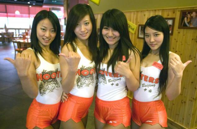 americanization in china