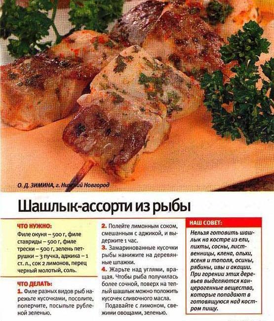Маринады для шашлыка рецепт пошагово