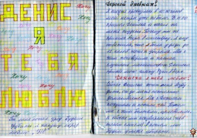 Смотреть как сделать дневник