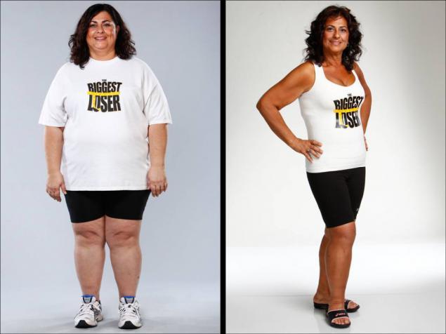 Как похудеть быстро с большим весом