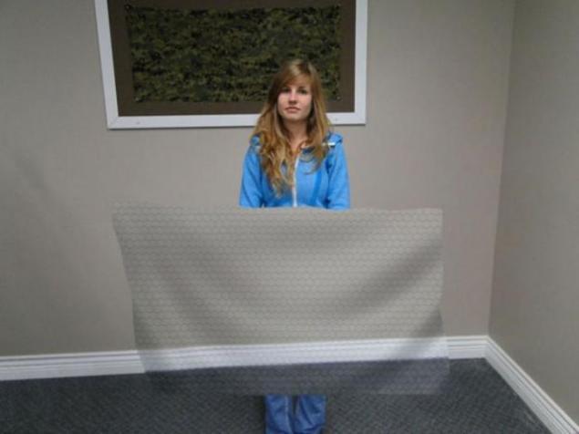 Как сделать невидимый предмет