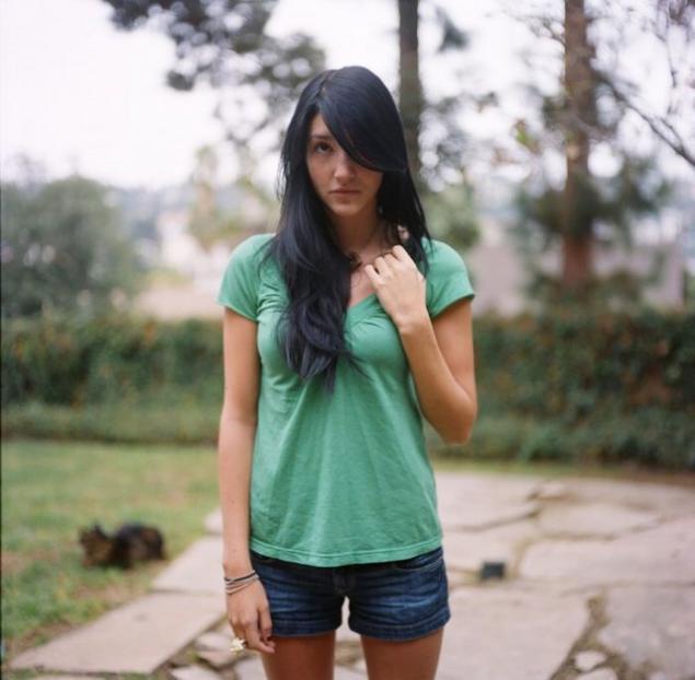 Фото гарних дівчат в обтягающих джинсах 9 фотография