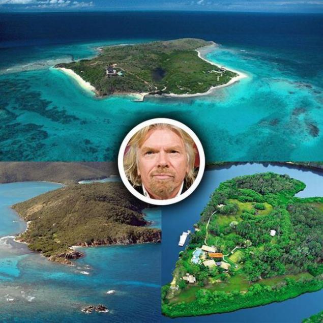 Покупка острова цены