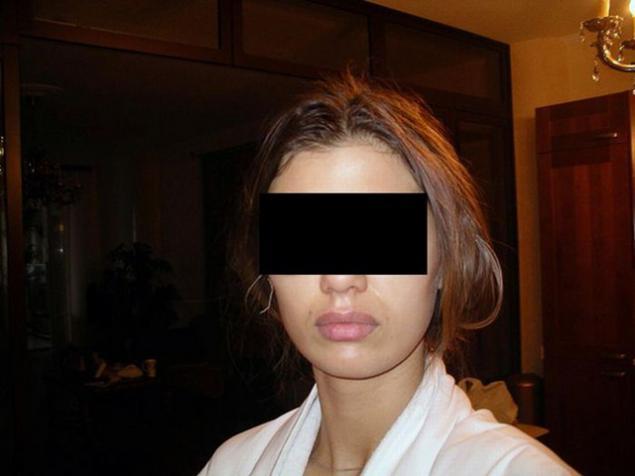 Скандальные секс фото из ноутбука Виктории Бони  17 фото