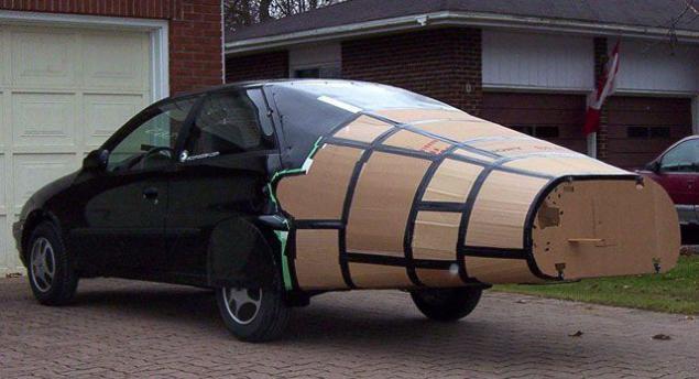 Улучшения для автомобиля своими руками