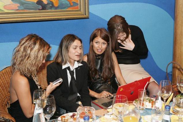 Скандальные фото Виктории Бони