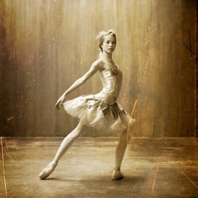 качественное фото балерины