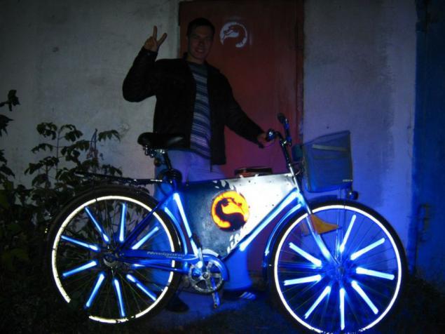 Тюнинг до велосипеда