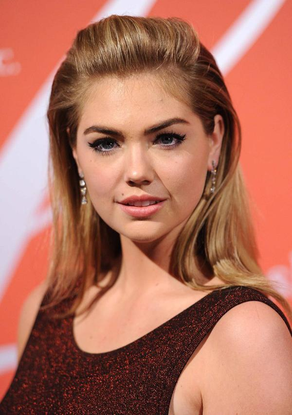 Best hairstyles Kate Upton. Page 1