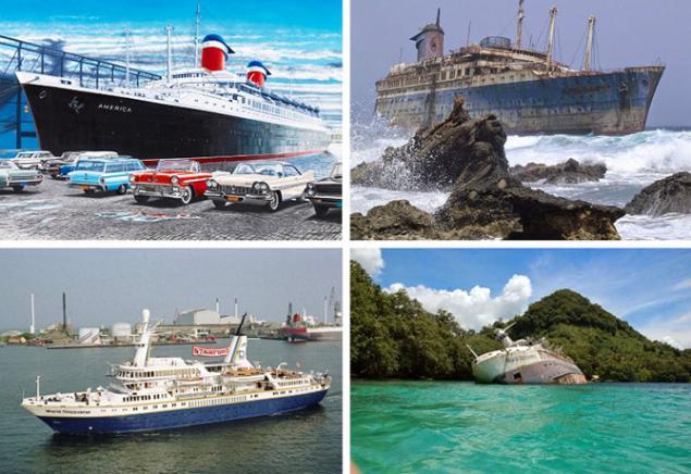 12 most famous shipwrecks  Page 1