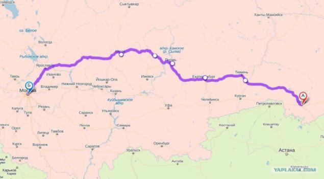 Схема растоягние от оренбурга до барнаула на поезде онлайн