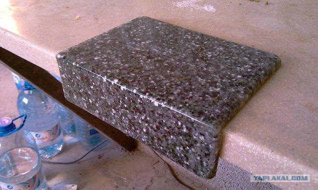 Изготовление столешниц из искусственного камня своими руками