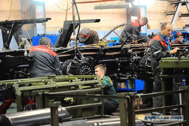 Resultado de imagen de Planta de Tractores de Minsk