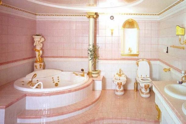 La mayoría de los cuartos de baño. Página 1