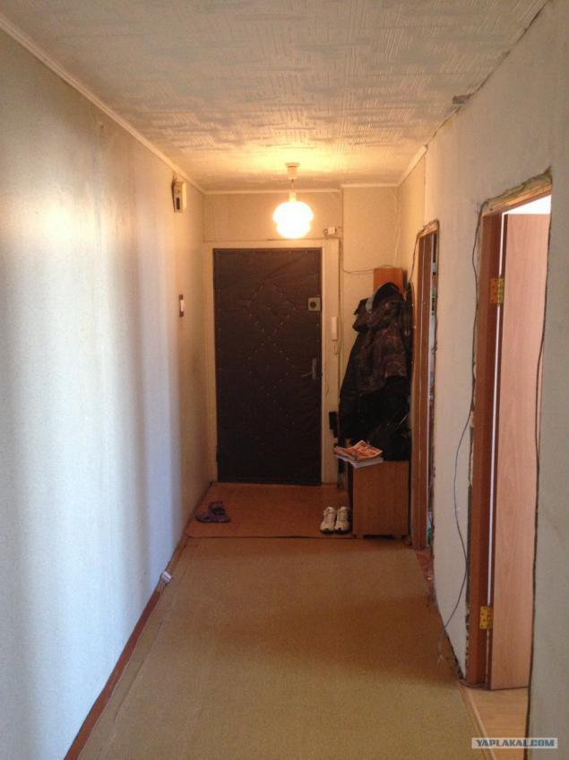 Недорогой ремонт своими руками в коридоре 13