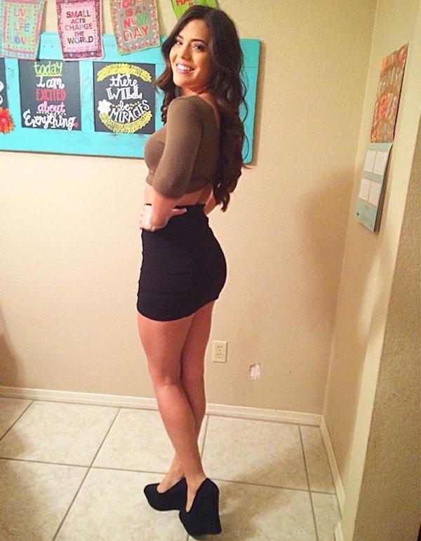 очаровательные с длиными ногами девушки