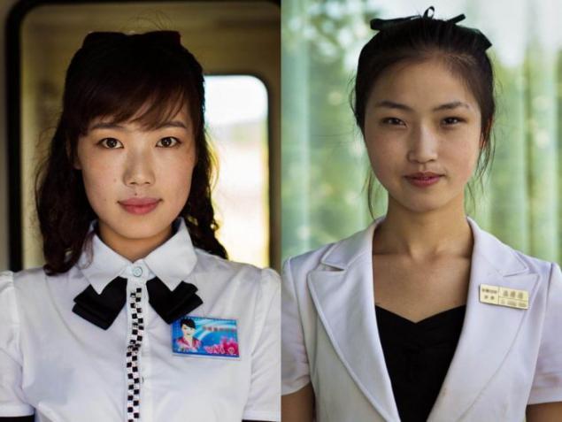 Sexy north korean women