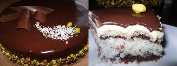 Торт баунти рецепт фото